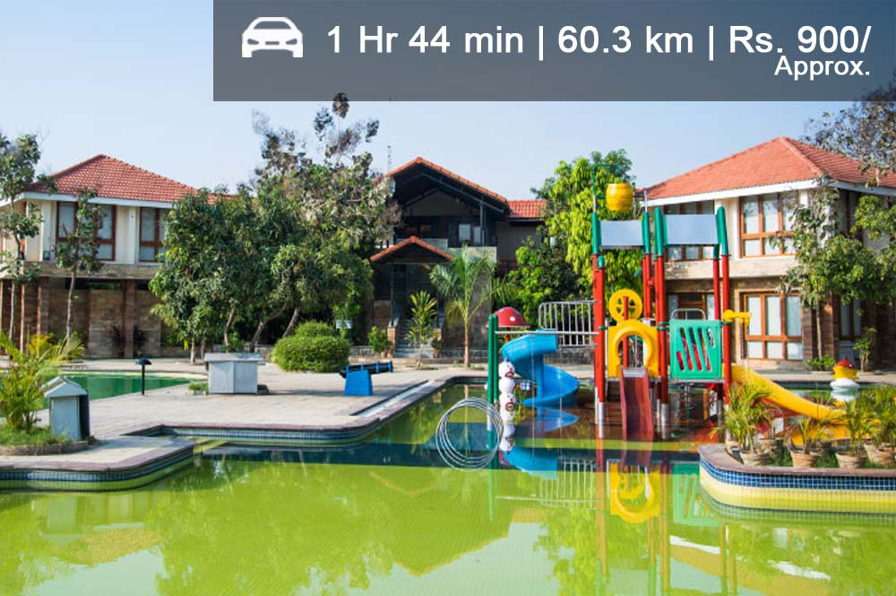 Esthell-The Village Resorts.