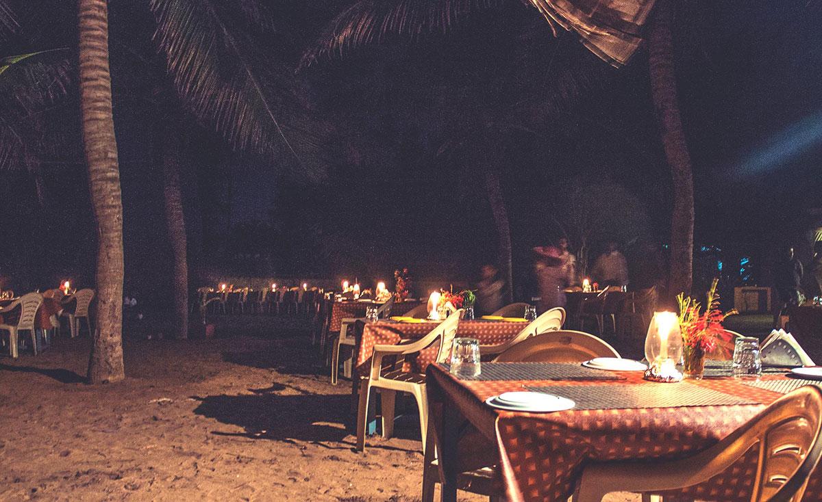 Mamalla Resort Beach Dining1