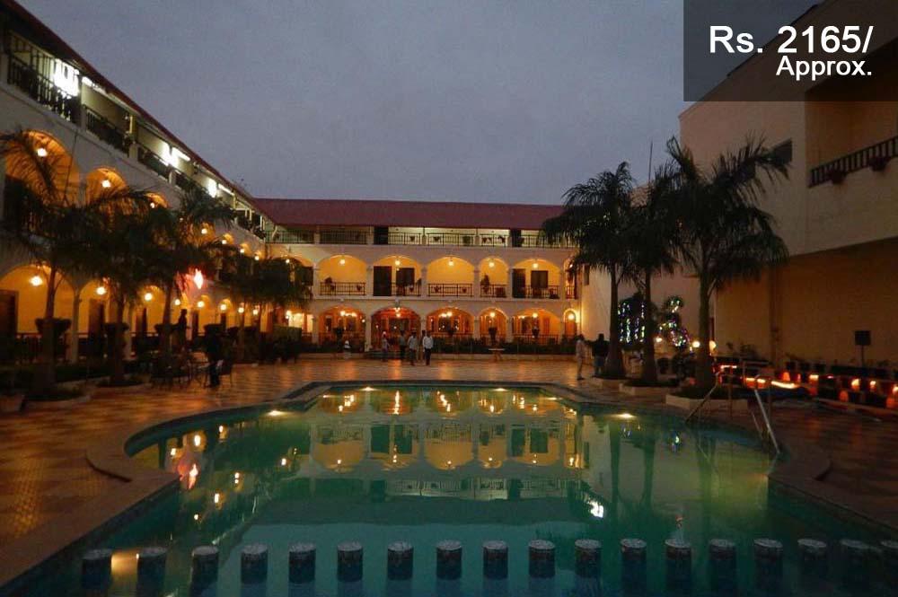 Hotel Kumararaja Palace