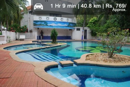 Blue lagoon i team outings - Beach resort in chennai with swimming pool ...