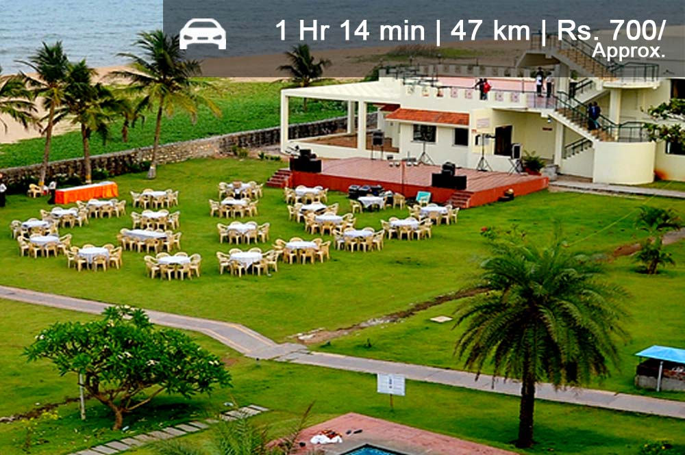 Vgp golden beach resort i team outings - Beach resort in chennai with swimming pool ...