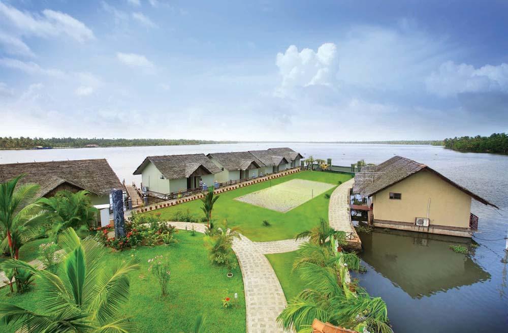 Pristine Island Floating Resort