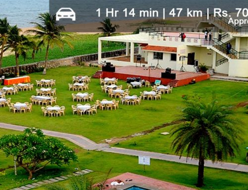 Day package resorts in ECR